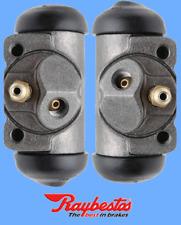 Set 2 Rear L & R Drum Brake Wheel Cylinders Replace GMC OEM # 5465039