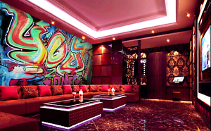 3D Bright Graffiti Art 547 Wall Paper Wall Print Decal Wall AJ WALLPAPER CA