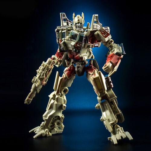 Transformers Battle Damage Optimus Prime Convoy Car Deformation Toys New in Box