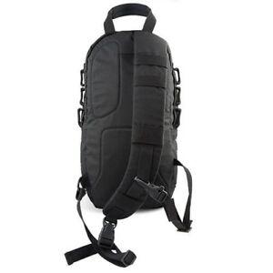 e131f0faa7 Highlander Cobra Single Strap Backpack 15l - Black