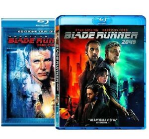 BLADE-RUNNER-2-FILM-COLLECTION-2-BLU-RAY-con-Harrison-Ford