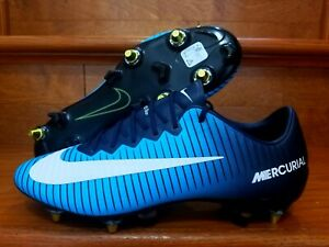 buy popular 08bec 84d18 Details about Nike Mercurial Vapor XI 11 Elite SG Anti Clog ACC Fire& Ice  889287 415 SZ 12