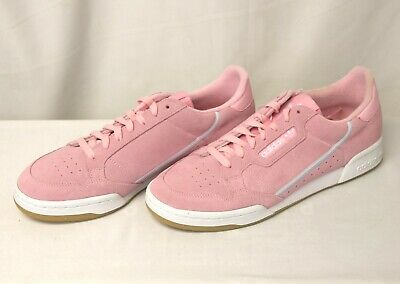 adidas originals continental 80 weiß rosa