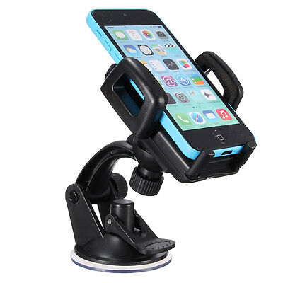 Heavy Duty Car Dashboard Windshield Suction Holder Mount For Mobile Cell Phone