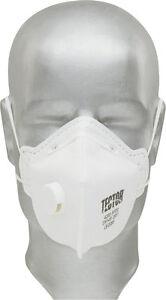 1 - 48 Stk Staubmasken FFP3 m. Ventil Feinstaubmaske Atemschutzmask<wbr/>e Staubmaske