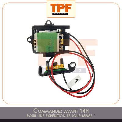 Résistance F Ventilateur moteur pour 4413393 7701208226 93161217 509899