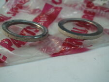 2 sellos tubo de escape Aprilia Leonardo Scarabeo 125 motor Rotax código 8119355
