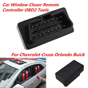 Car Window Closer Module Remote Controller OBD2 OBDII Tools For Chevrolet Buick