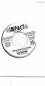 DUKE-BROWNER-CRYING-OVER-YOU-Vocal-Instr-UK-OUTTASIGHT-IMPACT-NORTHERN