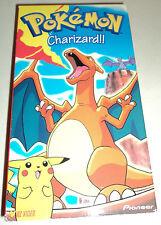 Pokemon Vol. 15: Charizard! (VHS, Dubbed, 2000)