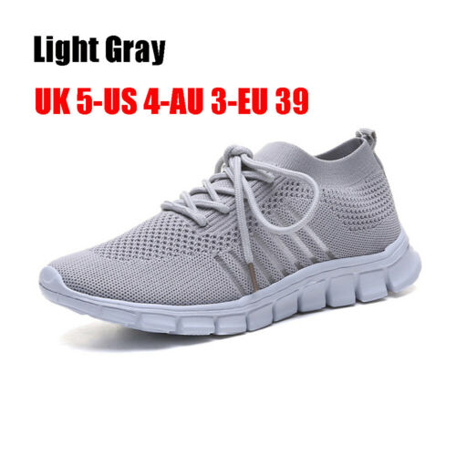 Breathable Mesh Comfy Women Sneakers Running Shoes Womens Trainers Sports Shoes