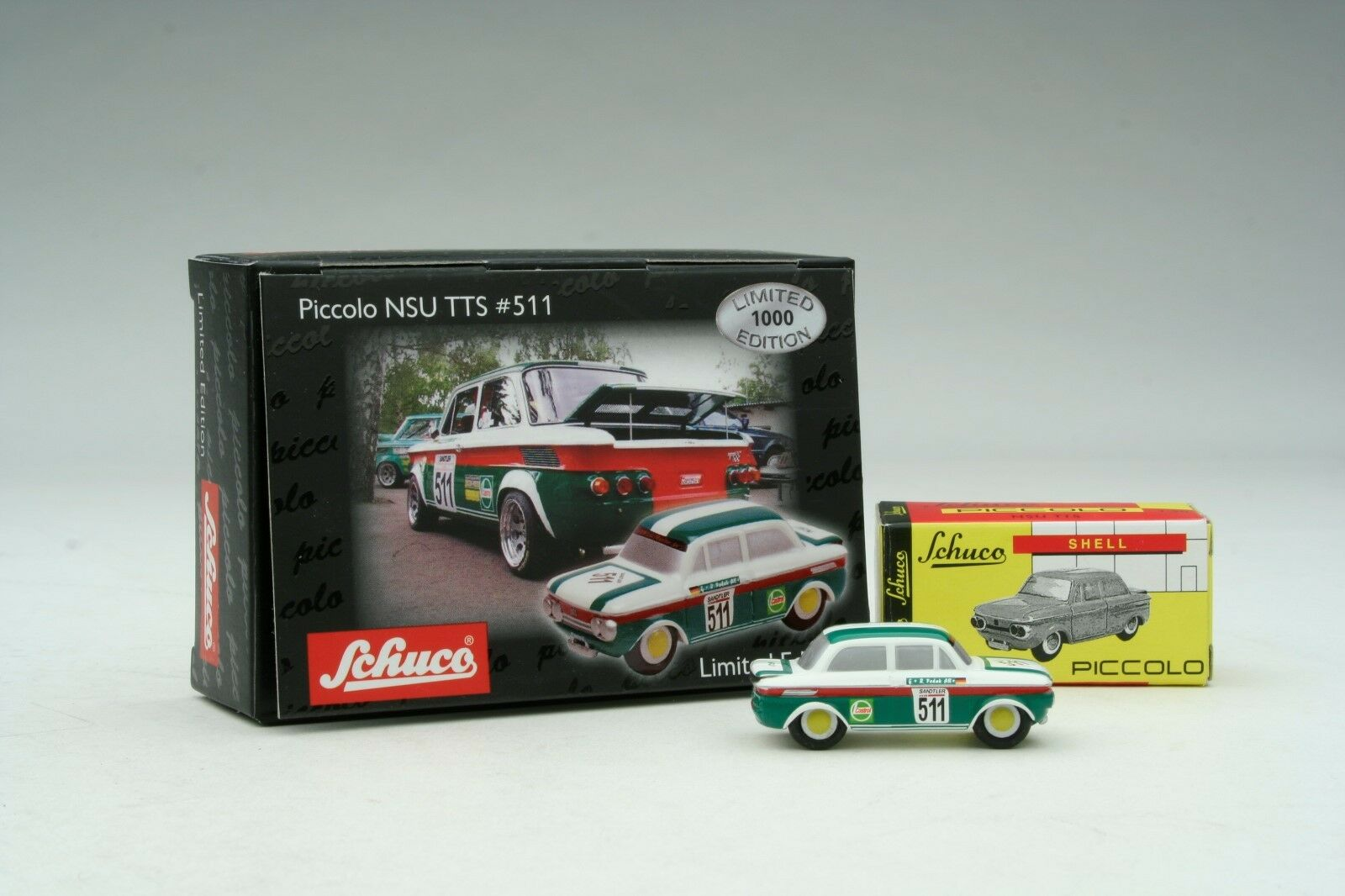 Schuco Piccolo Rally Racing Kollektion NSU TTS