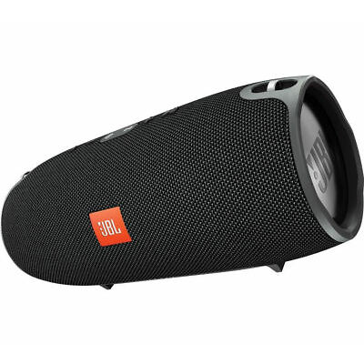 JBL XTREME Portable Bluetooth Wireless Speaker - Black - Currys