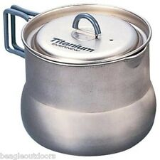NEW Evernew Titanium 800 ml Tea Pot w/Lid ECA318 Cookset