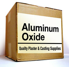 WHITE FUSED  ALUMINUM OXIDE - 50 micron  - 15 lb for  $39  -  FREE SHIPPING!