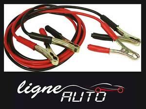 cables de demarrage 400 a voiture auto pince batterie 12. Black Bedroom Furniture Sets. Home Design Ideas