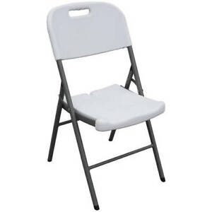 folding chairs plastic. Image Is Loading Sandusky-Plastic-Folding-Chairs-4-Pack Folding Chairs Plastic D