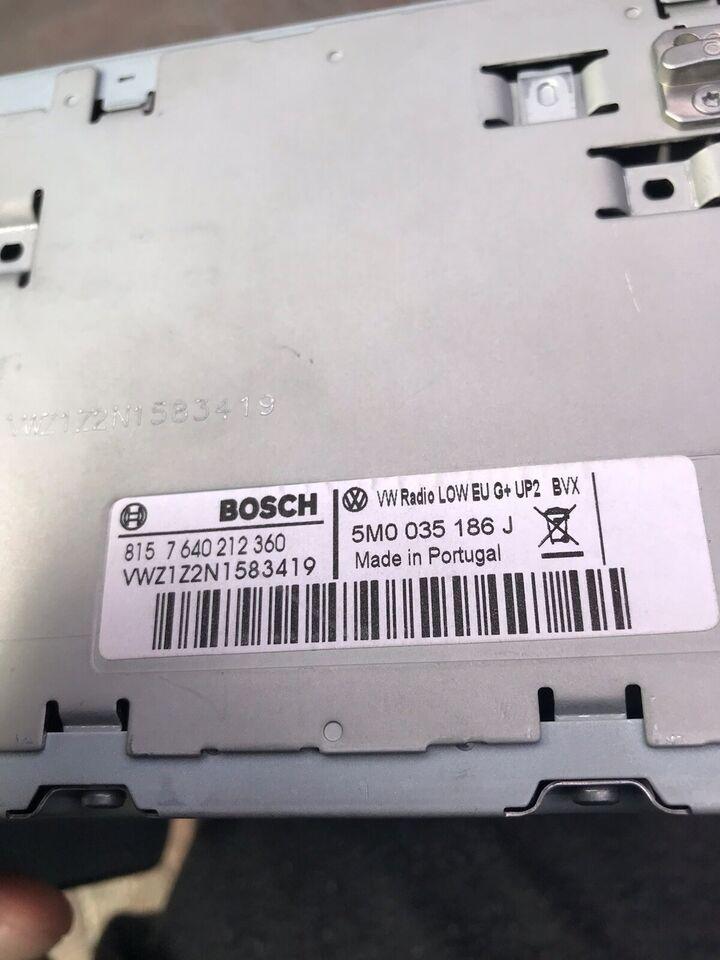 Andet biltilbehør, Bosch