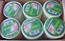 Case Of 24 Rolls Fiberglass Drywall Mesh Tape 2 In X 300 Ft Self Adhesive