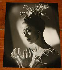 MARGOT FONTEYN SIGNED PHOTO ROYAL BALLET AUTOGRAPH HOUSTON ROGERS STAMP PRINT 5