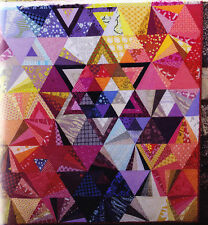 Timber modern pieced quilt PATTERN Alison Glass