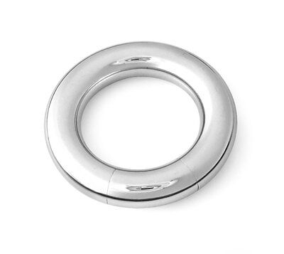 316L Surgical Steel Segment Captive Ring 2g 2 gauge