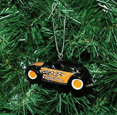 Volkswagen Beetle With Harley-Davidson Logo Christmas ...