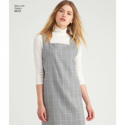 NEWLOOK - 6572 FP New Look sewing pattern 6572 Gratuit UK p/&p