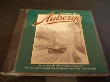 CHRIS REA AUBERGE 4 TRACK CD SINGLE FREE POSTAGE
