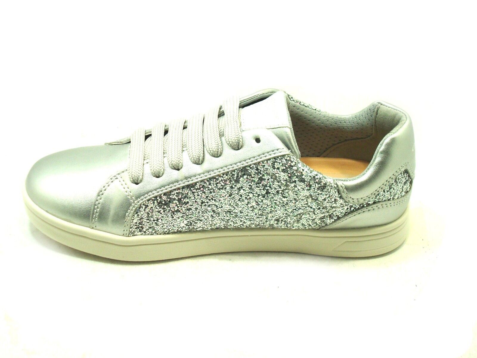 Scarpe da Ginnastica Basse Bambina Sneakers GEOX Scarpe classiche da uomo
