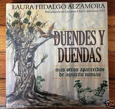 Duendes y Duendas - Laura Hidalgo Alzamora, Literatura Oral Ecuatoriana 2013 NEW