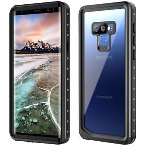free shipping dcdd4 80ed7 Details about For Samsung Galaxy Note9/S9/S9+ Waterproof Case Screen  Protector Shockproof