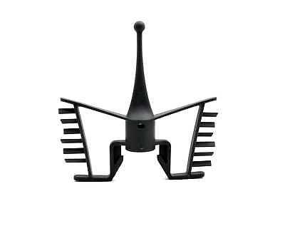 Aktivat R/ühraufsatz Schmetterling passend f/ür Vorwerk Thermomix TM-31 K/üchenmaschine R/ührer