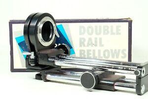 Topcon Double Rail bellows III in BOX