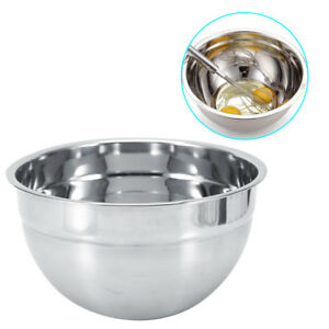Stainless Steel Soup Bowl Insulated Ramen Noodle Salad