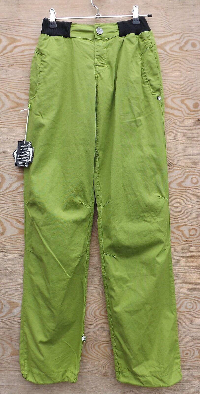 E9 Kletterhose für Damen Fior, Gr. XL, apple