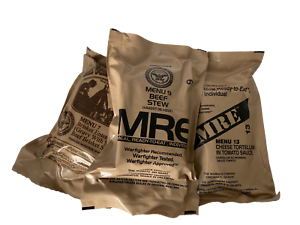 NEW-MILITARY-INDIVIDUAL-MRE-MEALS-READY-TO-EAT-YOU-PICK-THE-MEAL-BUY-3-GET-1