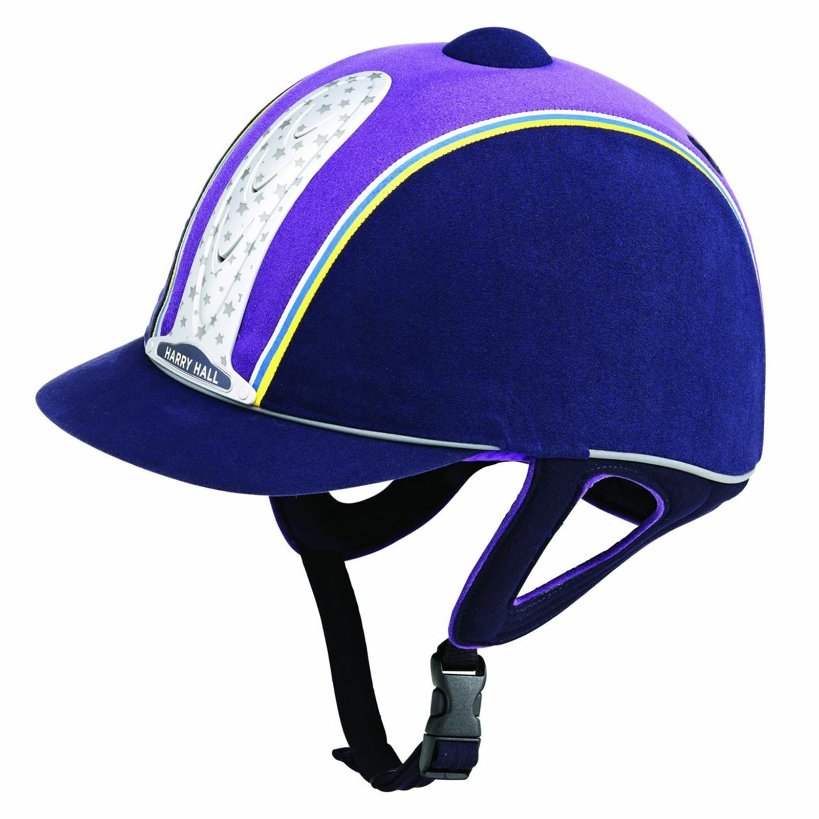 Harry  Hall Equine Legend Plus Junior Bsi Kitemark Lightweight Safety Riding Hat  enjoying your shopping
