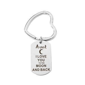 Gift-Peach-Heart-Tag-Keychain-Titanium-Steel-Trend-Wild-1PC-Tag-Fashion-Unisex