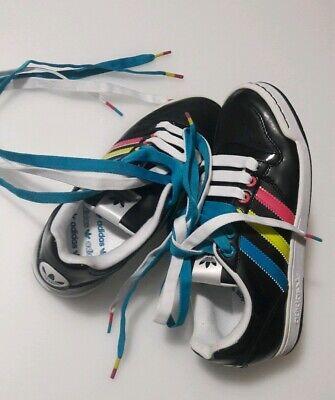 adidas black pumps