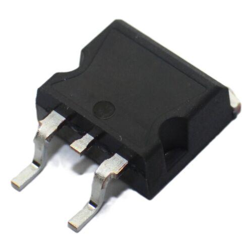 6x AOD2922 Transistor N-MOSFET TO252 unipolar 100V 5A 17W