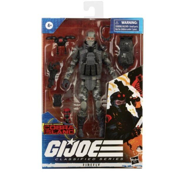 *PRE-ORDER* G.I. Joe Classified Series Special Missions: Cobra Island Firefly