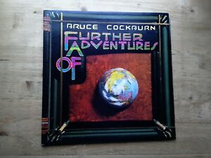 The-Further-Adventures-Of-Bruce-Cockburn-Very-Good-Vinyl-Record-TN33-G-F-amp-Inner