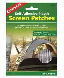 Coghlan-039-s-Screen-Patch-for-RV-Camper-Pop-Up-5th-Wheel-FREE-SHIPPING