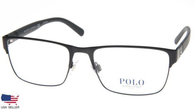 1ede1ed3beba Polo Ralph Lauren Eyeglasses PH2058 Ph/2058 5245 Black/red Optical Frame  52mm for sale online | eBay