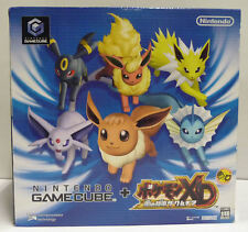 CONSOLE NINTENDO GAMECUBE POKEMON XD LIMITED EDITION BOXED GC NINTENDO JAPAN