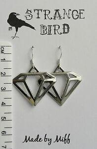 Bling-it-on-earrings-diamond-diamonds-rock-emo-rockabilly