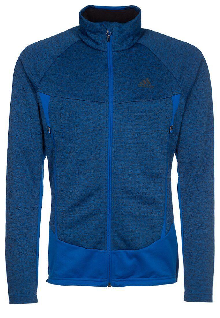 Adidas Hiking hike Fleece Jacket con climawarm ® tecnología fácil y cálido mira