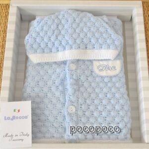 Temperate Cappottino Neonato La Rocca Art K110 To Win A High Admiration Sweaters
