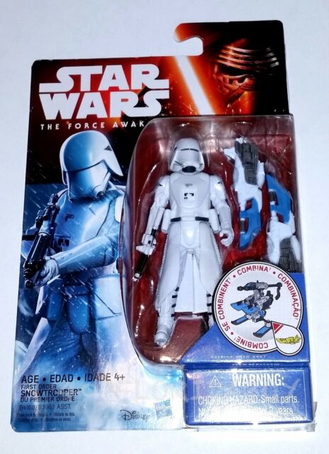 Hasbro Star Wars Rogue One//b3912//First Order Stormtrooper//figura 30 cm
